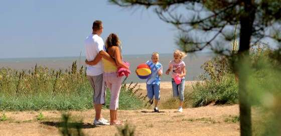 Home to One of the Best Coastal Holiday Parks in Suffolk