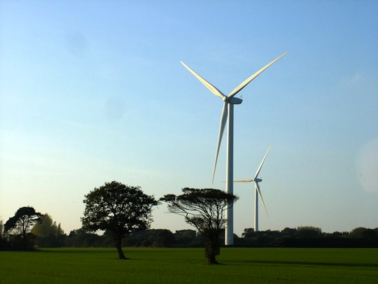 New Anti-Disturbance Device For Kessingland Wind Turbines
