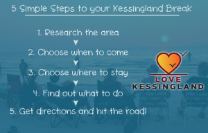 Announcement: How to come on a holiday or short break in Kessingland